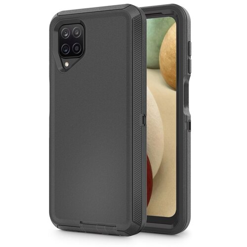Etui TECH-PROTECT Adventure do Samsung Galaxy M12 Czarny