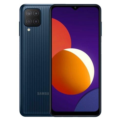 """Smartfon SAMSUNG Galaxy M12 4/64GB 6.5"""" 90Hz Czarny SM-M127"""