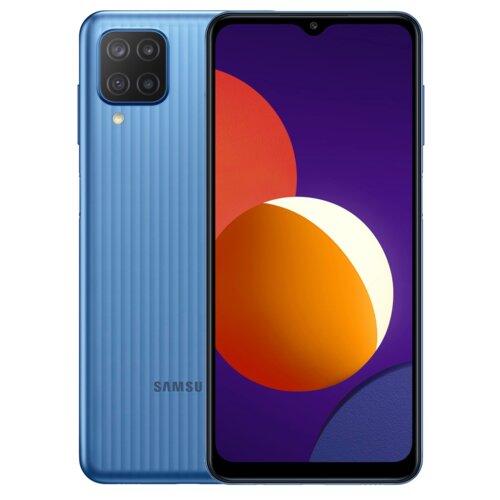 "Smartfon SAMSUNG Galaxy M12 4/64GB 6.5"" 90Hz Niebieski SM-M127"