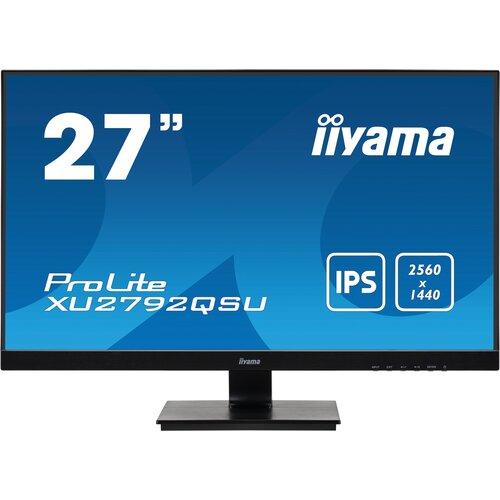 "Monitor IIYAMA ProLite XU2792QSU 27"" 2560x1440px IPS"