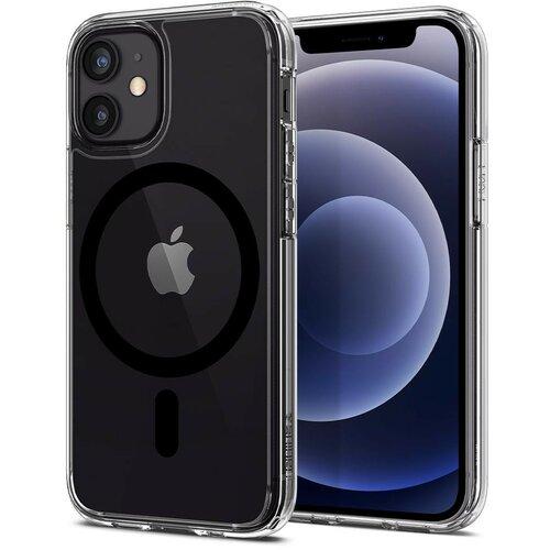 Etui SPIGEN Ultra Hybrid Mag do Apple iPhone 12/12 Pro Czarny