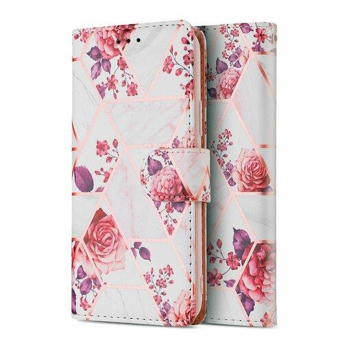 Etui TECH-PROTECT Wallet do Samsung Galaxy A52/A52s 5G Różowy