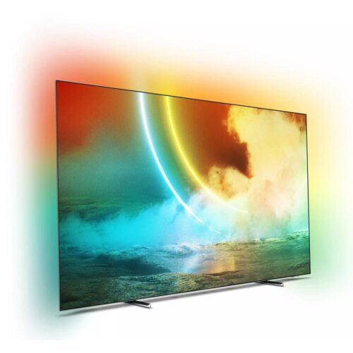 """Telewizor PHILIPS 55OLED705 55"""" OLED 4K 120Hz Android TV Ambilight x3 Dolby Atmos"""