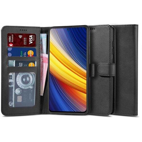 Etui TECH-PROTECT Wallet 2 do Xiaomi Poco X3 Pro/X3 NFC Czarny
