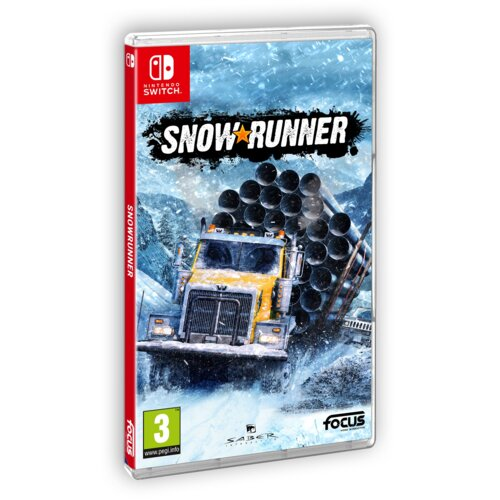 Snowrunner Gra NINTENDO SWITCH