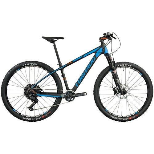 Rower górski MTB TORPADO Nearco N M15 27.5 cala męski Czarno-niebieski