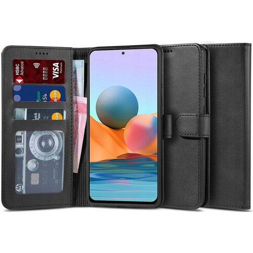 Etui TECH-PROTECT Wallet 2 do Xiaomi Redmi Note 10 Pro Czarny