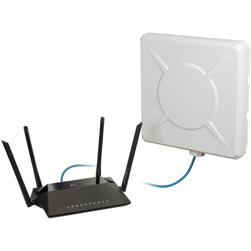 Zestaw LTE D-LINK z anteną zewnętrzną (DWP-812KT)