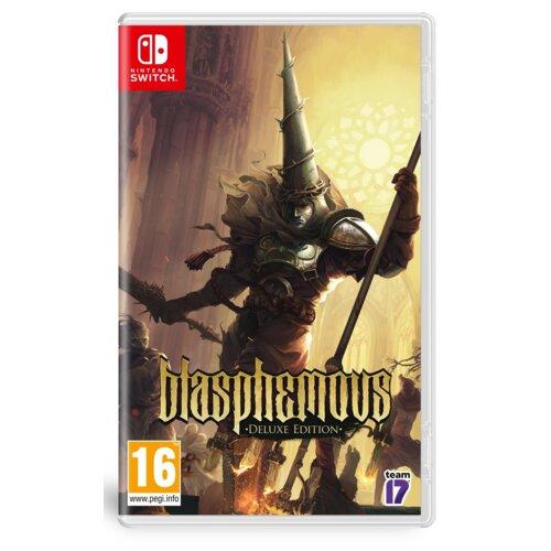 Blasphemous - Deluxe Edition Gra NINTENDO SWITCH