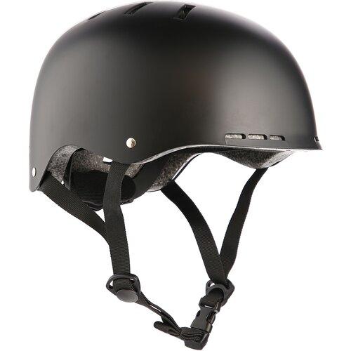 Kask rowerowy NILS EXTREME MTW03 Czarny Dla dzieci (rozmiar L)