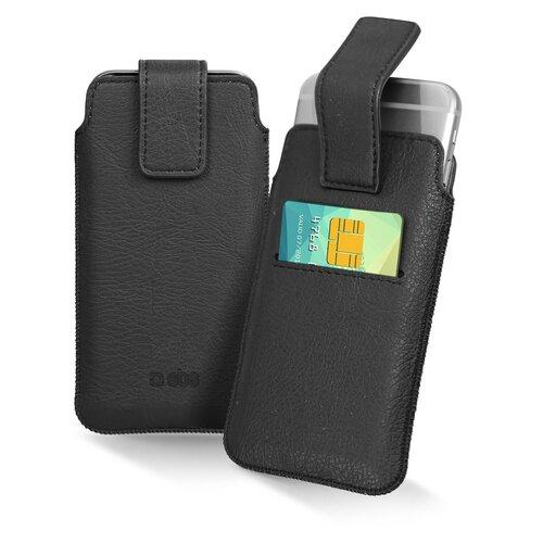 Etui SBS Universal Smartphone Pocket do 5 cali Czarny