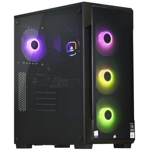 Komputer ACTINA iCUE R5-5600X 16GB SSD 1TB GeForce RTX3060