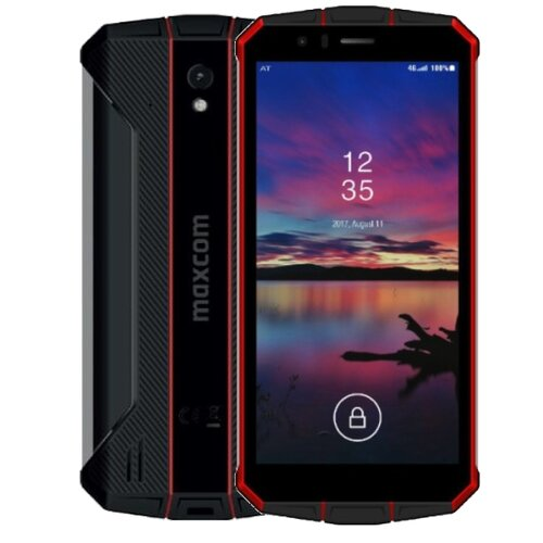 "Smartfon MAXCOM MS507 Strong 3/32GB 5"" Czarny"