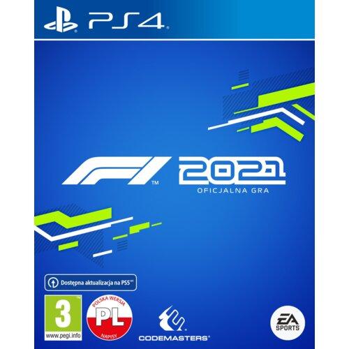 F1 2021 Gra PS4 (Kompatybilna z PS5) - ceny i opinie w ...