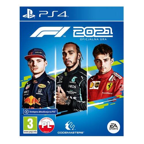 F1 2021 Gra PS4