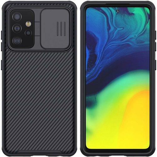 Etui NILLKIN CamShield Pro do Samsung Galaxy A52/A52s 4G/5G Czarny