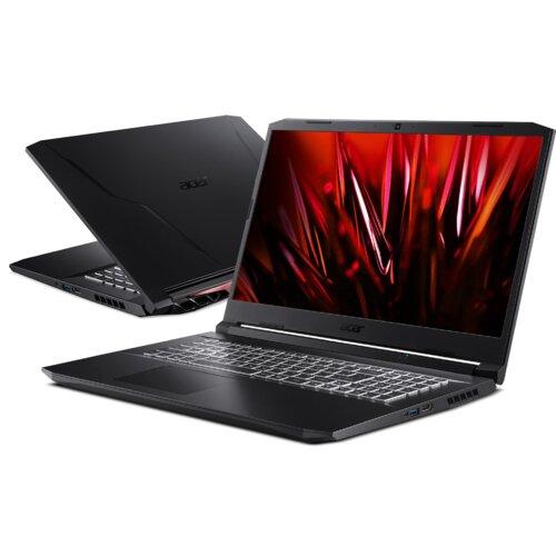 """Laptop ACER Nitro 5 AN515-45 15.6"""" IPS 144Hz R5-5600H 16GB SSD 512GB GeForce 3060 Windows 10 Home"""
