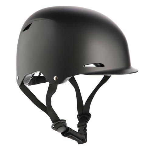 Kask rowerowy NILS EXTREME MTW02 Czarny dla Dzieci (rozmiar XS)