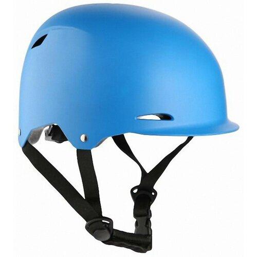 Kask rowerowy NILS EXTREME MTW02 Niebieski dla Dzieci (rozmiar S)