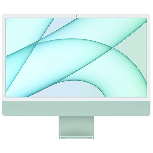 "Komputer APPLE iMac 24 4k 23.5"" Retina M1 8GB SSD 256GB macOS Zielony"