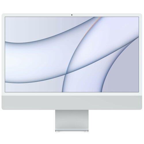 "Komputer APPLE iMac 24 4k 23.5"" Retina M1 8GB SSD 256GB macOS Srebrny"