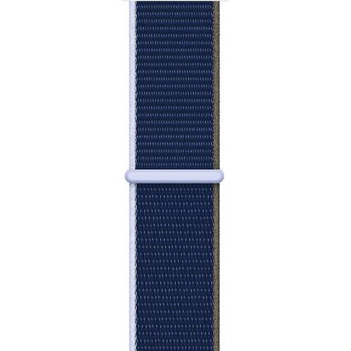 Pasek APPLE do Watch (38/40 mm) Morska otchłań