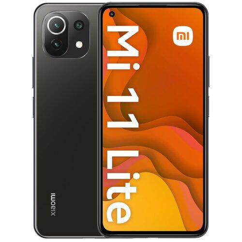 """Smartfon XIAOMI Mi 11 Lite 6/128GB 6.55"""" 90Hz Czarny 31437"""