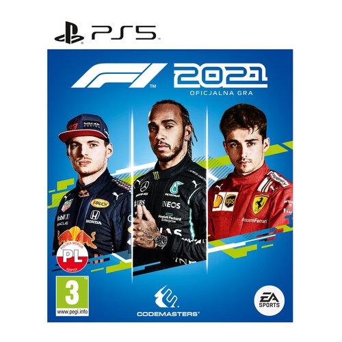 F1 2021 Gra PS5
