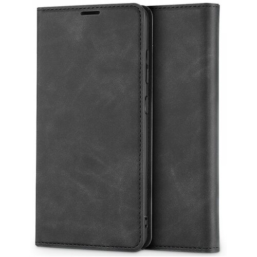 Etui TECH-PROTECT Wallet 3 do Samsung Galaxy A52/A52s 5G Szary
