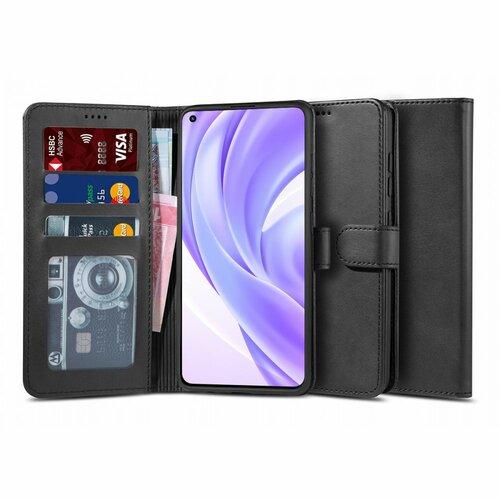 Etui TECH-PROTECT Wallet 2 do Xiaomi Mi 11 Lite/Mi 11 Lite 5G Czarny