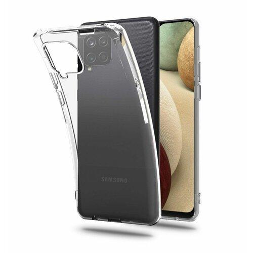 Etui TECH-PROTECT Flexair do Samsung Galaxy M12 Przezroczysty