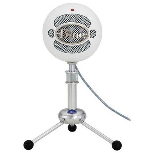 Mikrofon do streamingu BLUE Snowball USB White 988-000187