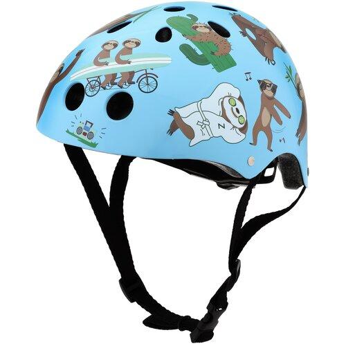 Kask rowerowy HORNIT Sloth Niebieski dla Dzieci (rozmiar M)