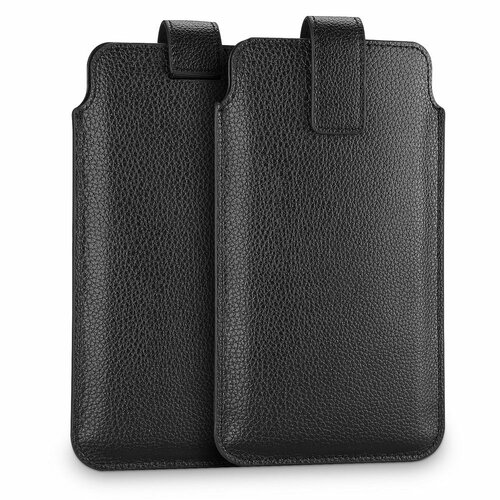 Etui TECH-PROTECT SM65 Universal Phone Pouch Czarny