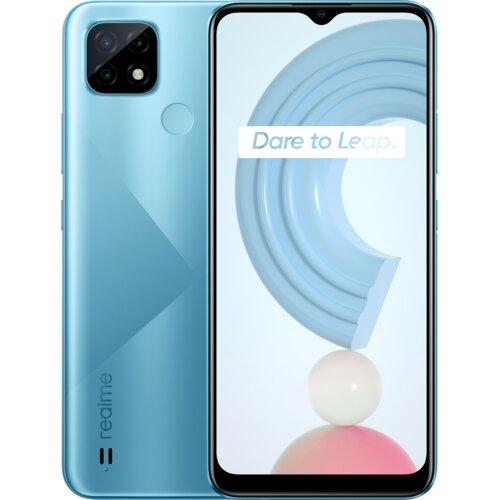 "Smartfon REALME C21 3/32GB 6.5"" Niebieski 5992819"