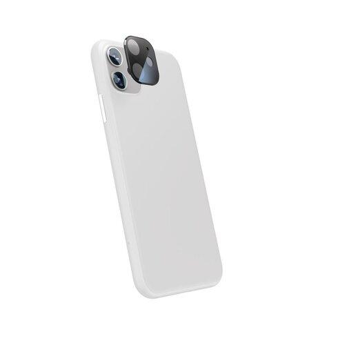Szkło hartowane HAMA do Apple iPhone 12 Czarny