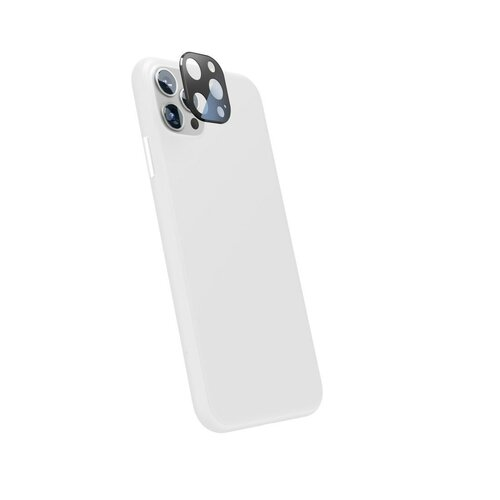 Szkło hartowane HAMA do Apple iPhone 12 Pro Czarny