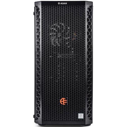 Komputer ADAX Draco i3-10100F 8GB SSD 512GB GeForce GTX1650 Windows 10 Home