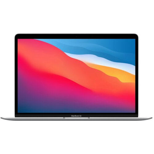 "Laptop APPLE Macbook Air 13.3"" Retina M1 8GB SSD 256GB macOS Srebrny"