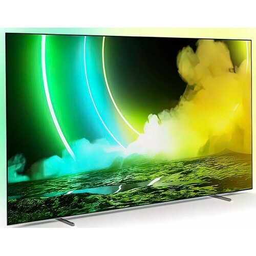 """Telewizor PHILIPS 65OLED705/12 65"""" OLED 4K 120Hz Android TV Ambilight x3 Dolby Atmos Dolby Vision"""