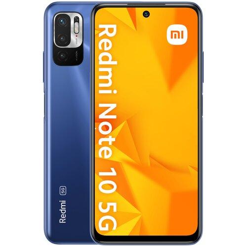 """Smartfon XIAOMI Redmi Note 10 4/128GB 5G 6.5"""" 90Hz Niebieski 33252"""