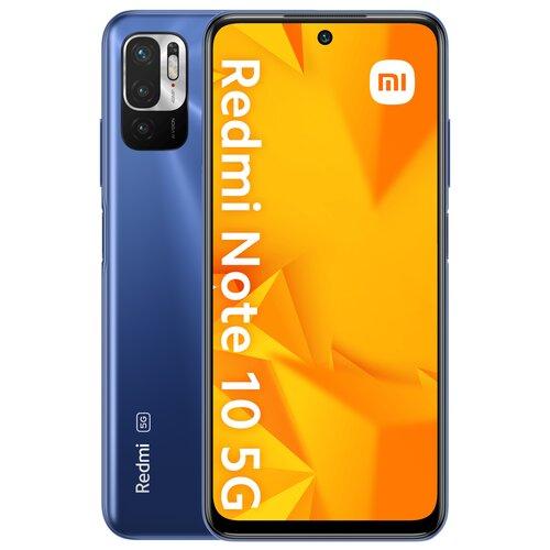 """Smartfon XIAOMI Redmi Note 10 4/64GB 5G 6.5"""" 90Hz Niebieski 33259"""