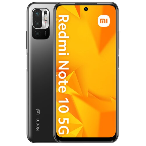 """Smartfon XIAOMI Redmi Note 10 4/64GB 5G 6.5"""" 90Hz Grafitowy 33260"""