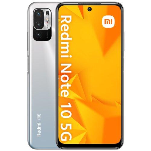 "Smartfon XIAOMI Redmi Note 10 4/64GB 5G 6.5"" 90Hz Srebrny 33256"