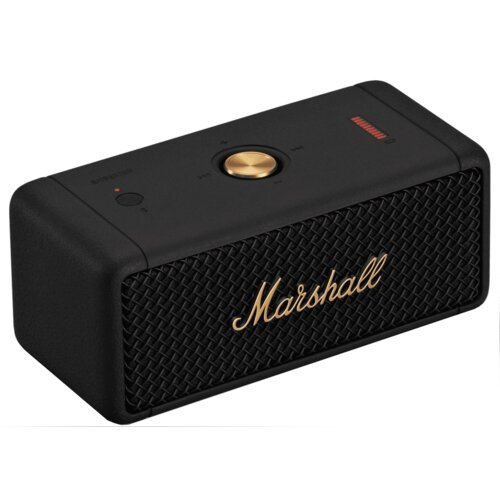 Głośnik mobilny MARSHALL Emberton BT Czarno-miedziany