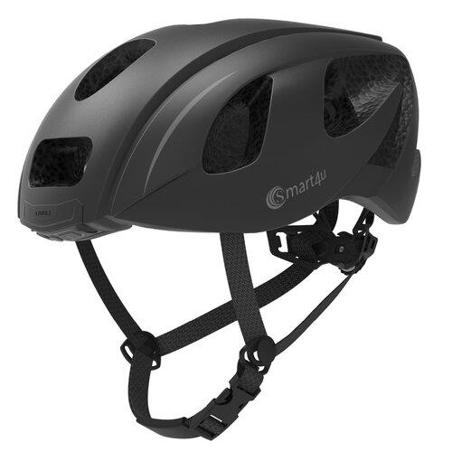 Kask rowerowy XIAOMI Smart4U SH55M Czarny MTB (rozmiar M)