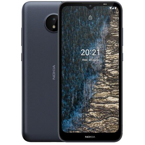 """Smartfon NOKIA C20 2/32GB 6.5"""" Niebieski"""