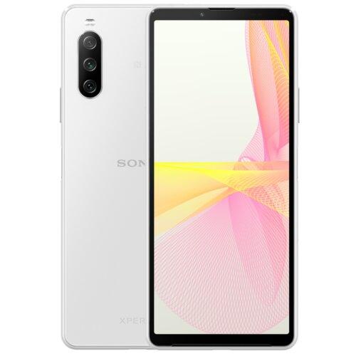 """Smartfon SONY Xperia 10 III 6/128GB 5G 6"""" Biały"""