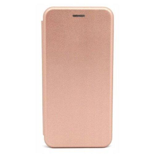 Etui BOOK MAGNETIC do Samsung S20 FE Różowo-złoty