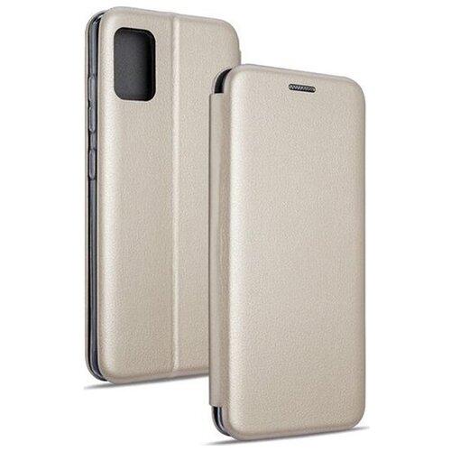 Etui BOOK MAGNETIC do Samsung Galaxy S20 FE Złoty